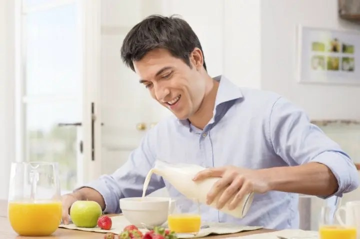 una alimentacion sana evita la grasa abdominal