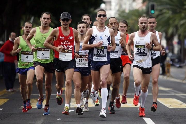 medio maraton para principiantes