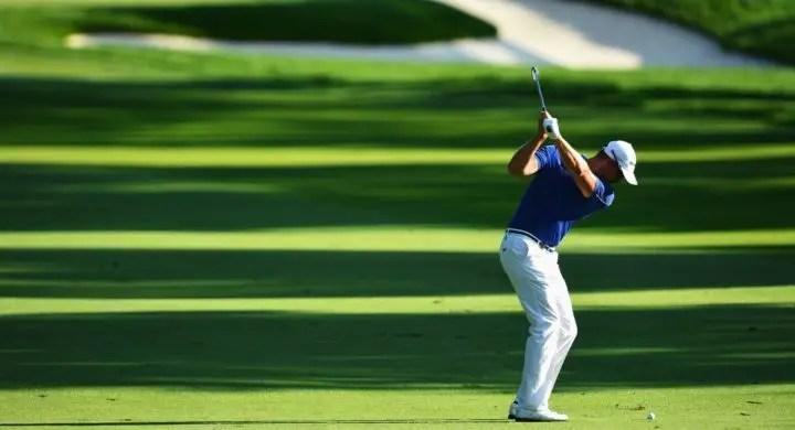 Entrenamiento físico para golfistas