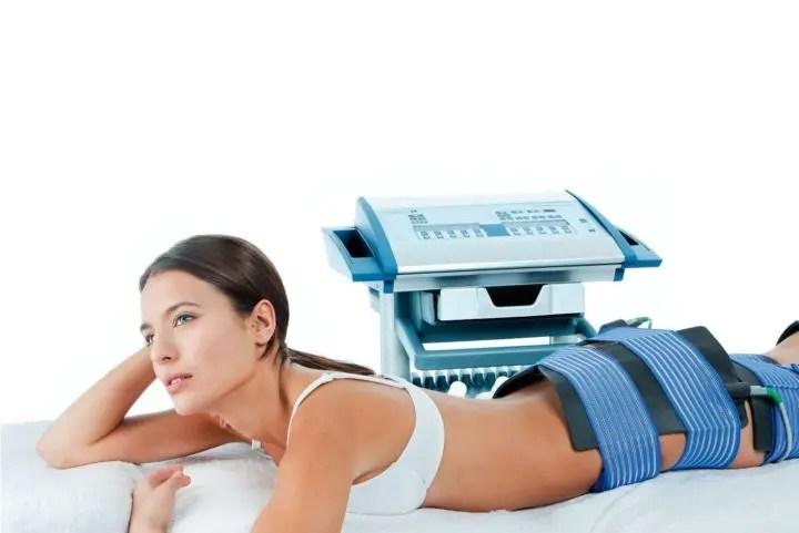 electroestimulación maternity perder potingue abdominal