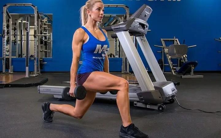 Los ejercicios compuestos son los mejores para ganar masa muscular