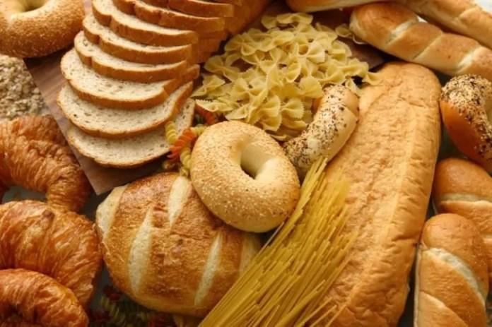 alimentos que contienen gluten