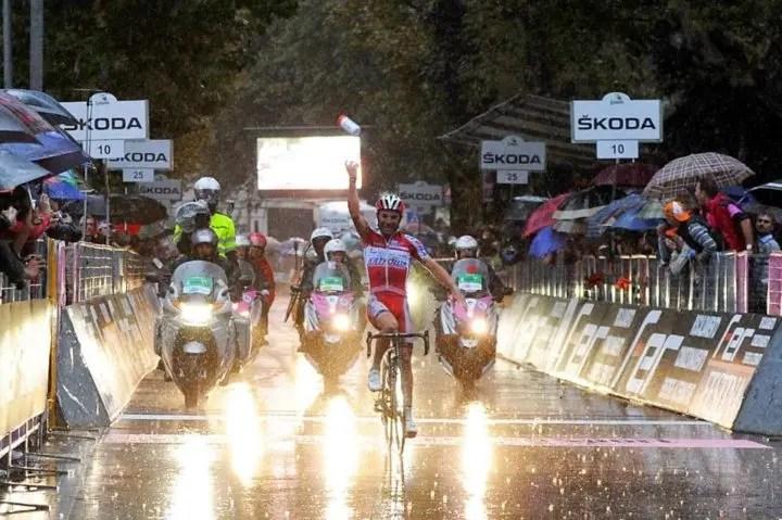 Razones para ir en bicicleta bajo la lluvia