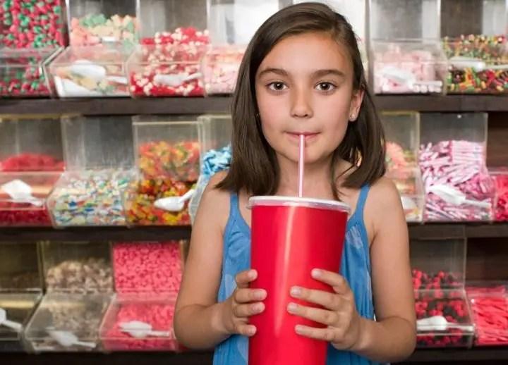 resistencia a insulina por consumo de azúcar líquido