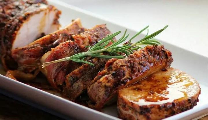 Beneficios del consumo del lomo de cerdo