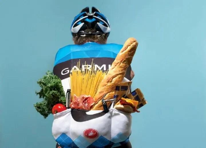 Cómo alimentarnos antes de un entrenamiento de ciclismo