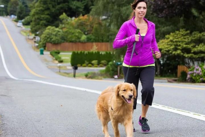Correr con tu perro aumenta tu deseo de hacer ejercicio por la mañana