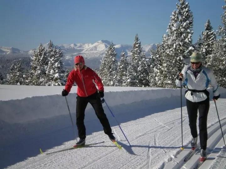 Cómo planificar el entrenamiento de la temporada de esquí de fondo
