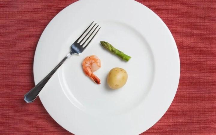 ¿Cuántas comidas tomar al día para adelgazar?