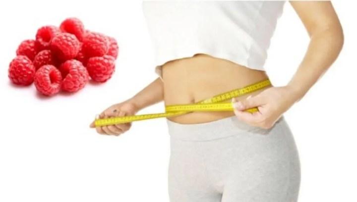 ¿Se puede perder peso con las cetonas de frambuesa?