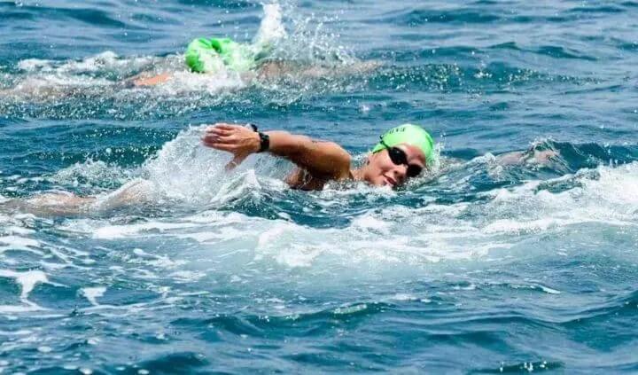 Cómo visualizar tu posición en aguas abiertas