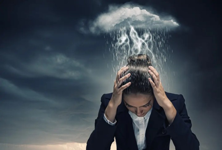 Cuando emprendes o debes dejar de trabajar aunque te deprimas