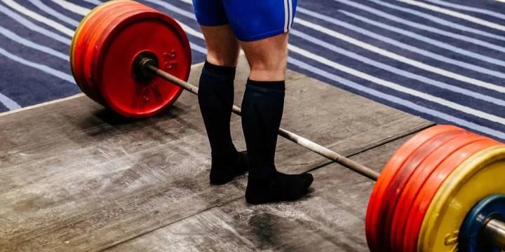 Ratio de tu peso muerto con levantamientos olímpicos
