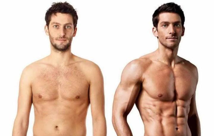 Evaluar tu composición corporal mediante fotografías