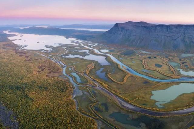 Los destinos menos conocidos por los turistas en Suecia