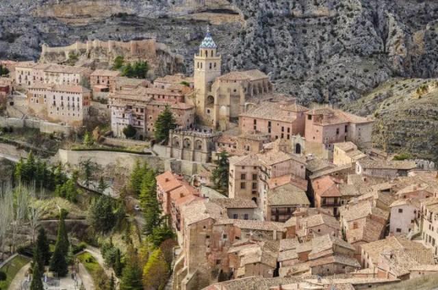 Popularidad turística de Albarracín