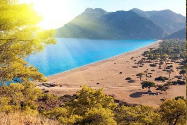 Destino turístico de Turquía infravalorado