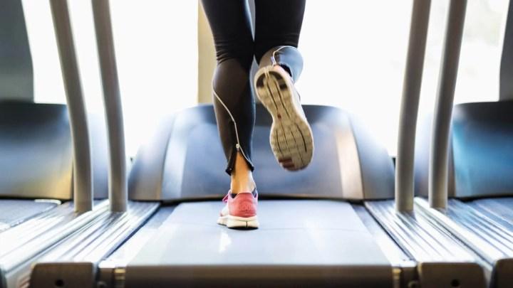 Usar cinta de correr si no puedes entrenar en invierno