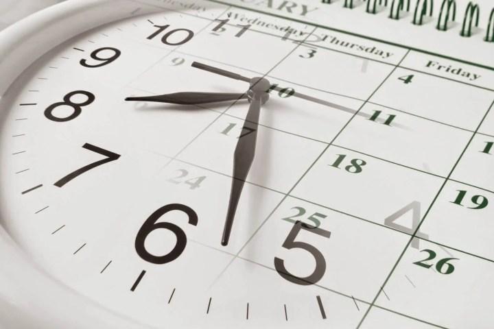 Las personas exitosas saben organizar su tiempo