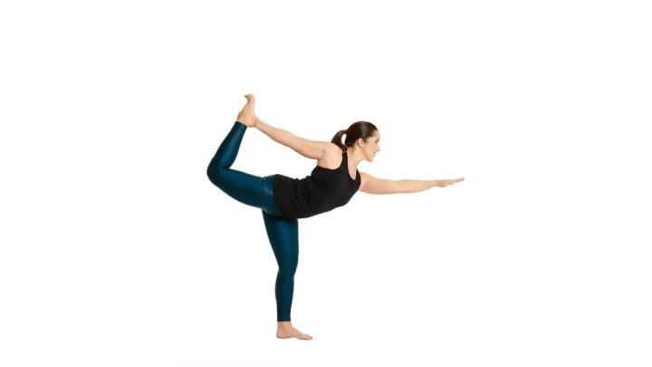 Poses de yoga para entrenar el equilibrio