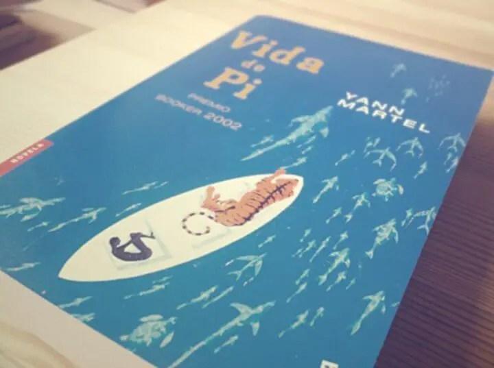 La vida de Pi de Yann Martel