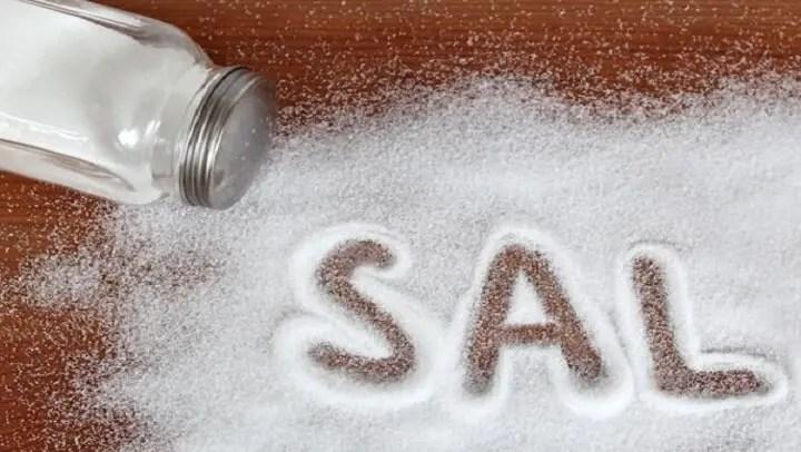 6 mitos acerca de la sal
