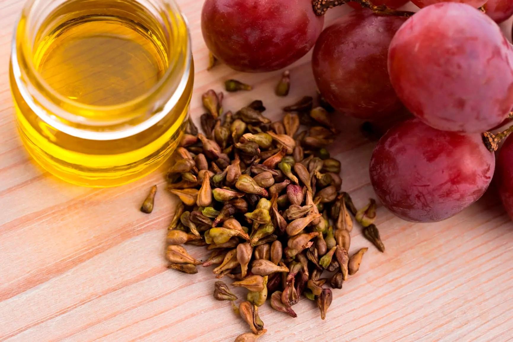 Guía definitiva de los suplementos de extracto de semilla de uva