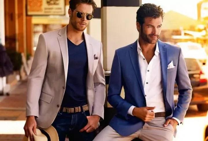 El buen vestir es una cualidad de una persona influyente