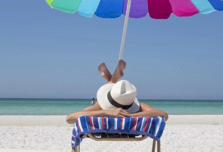 Tomar el sol para producir vitamina D y óxido nítrico