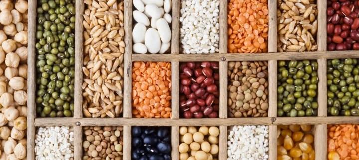 Las semillas son una gran fuente de zinc