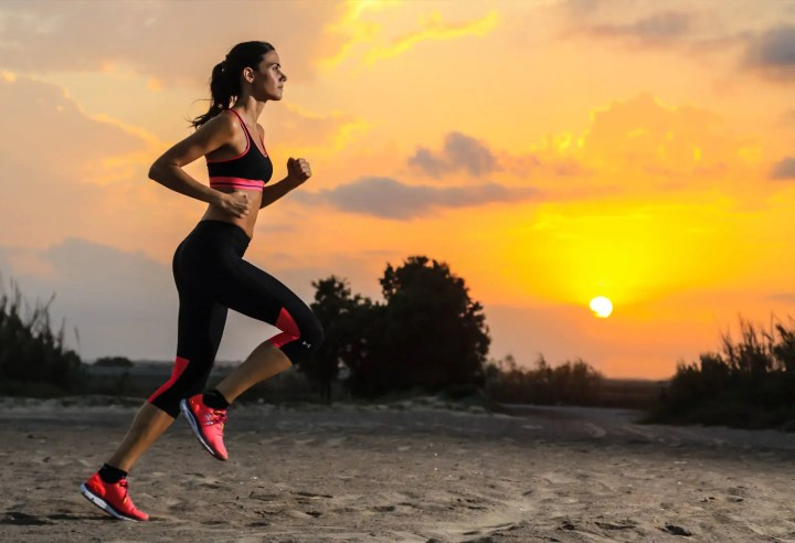 Rodaje largo a ritmo lento para mejorar la resistencia aeróbica