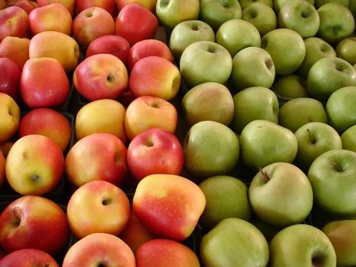 Las manzanas pueden aportarte fibra soluble