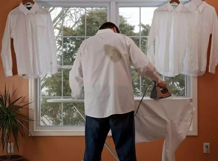 Ir con la ropa planchada da una buena primera impresión