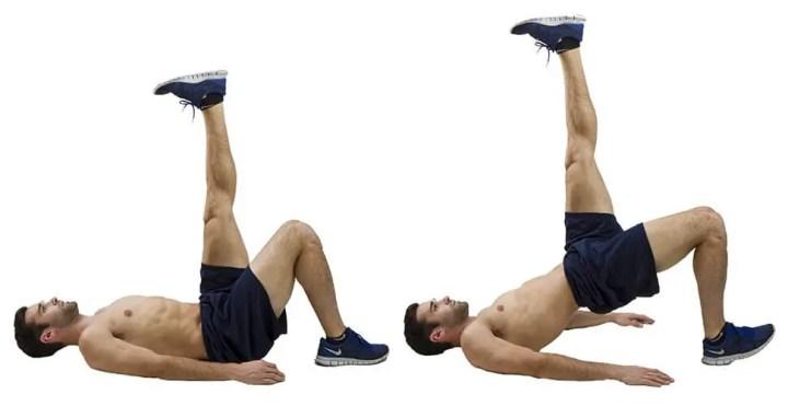 Rutina de ejercicios para personas con rodillas delicadas
