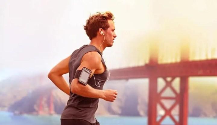 Beneficios de correr sin gadgets