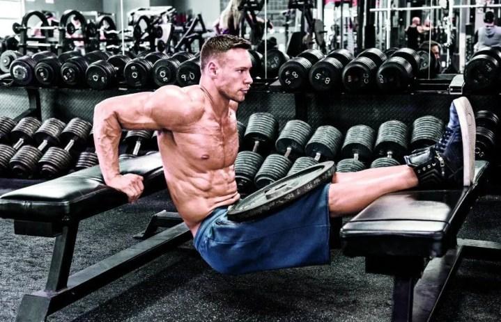 Ejercicios para tríceps más fuertes