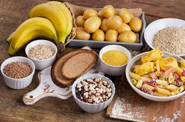Carbohidratos recomendados para tu salud