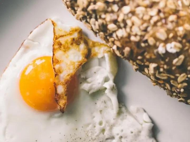 El huevo y las enfermedades de corazón