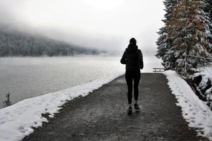 Consejos para practicar running en invierno