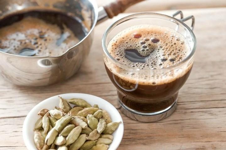 Receta auténtica del café turco