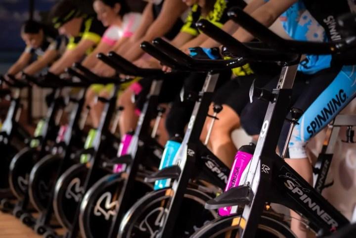 El spinning es un entrenamiento de bajo impacto