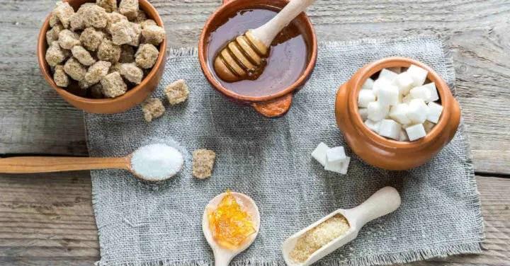 Cálculo de azúcar añadido en la dieta diaria