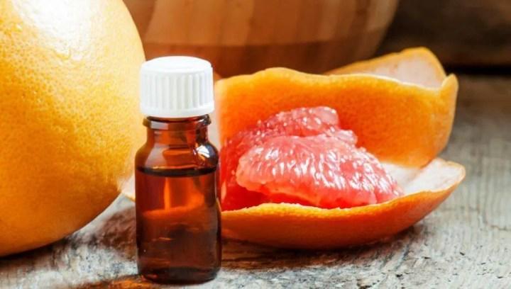Usos del aceite de pomelo