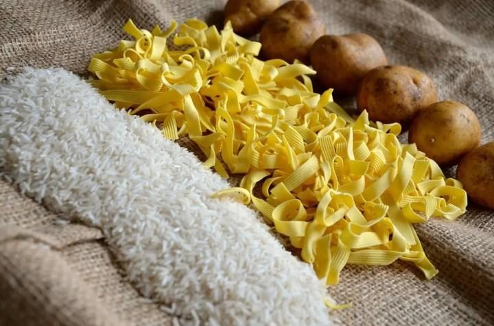 Los carbohidratos son una buena fuente de fibra