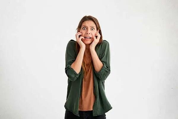 ¿Qué causa la cherofobia?