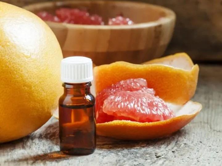 Beneficios del extracto del aceite de pomelo