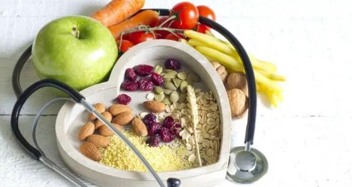 La dieta que reduce los niveles de colesterol