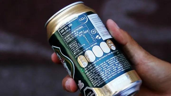 Consumo diario de benzoato de sodio