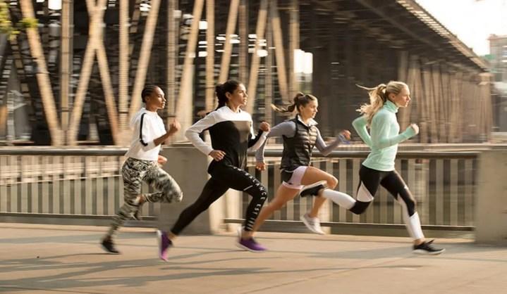 Ventajas de correr con otras personas