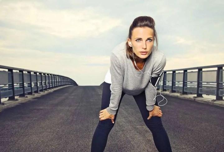 Recompensas por completar entrenamiento de running